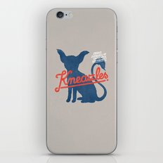 Kneazles iPhone & iPod Skin