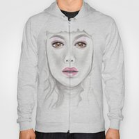 Porcelain Beauty Hoody