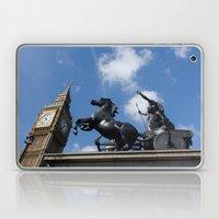 Boadecia and Big Ben Laptop & iPad Skin