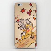 Satyr iPhone & iPod Skin
