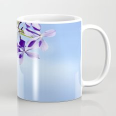 lost in blue Mug