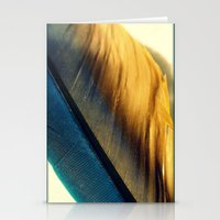 Feather Light Stationery Cards