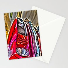 Mustang on Hollywood Hills Stationery Cards