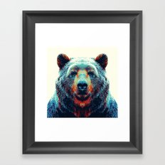 Bear - Animal Framed Art Print