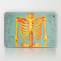 Skeleton II Laptop & iPad Skin