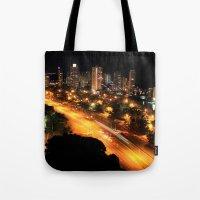 Gold Coast Highway Tote Bag