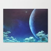 Just Because  Canvas Print