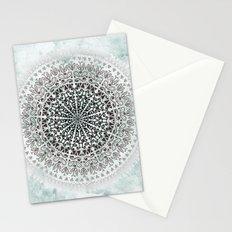 ICELAND MANDALA Stationery Cards