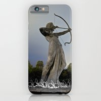 "iPhone & iPod Case featuring ""Skinner"" by Kelly Nicolaisen"