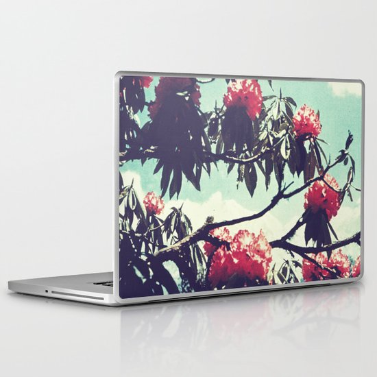 Turquoise Jewels Laptop & iPad Skin