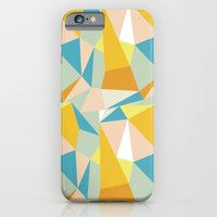 Triangular Spectrum iPhone 6 Slim Case