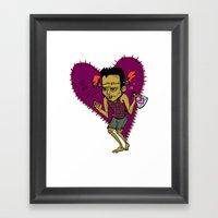 Frankie Labs You Long Ti… Framed Art Print