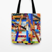Brandon (stripes 1) Tote Bag