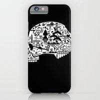Icon Skull iPhone 6 Slim Case