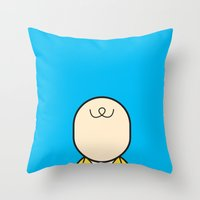Charlie Throw Pillow