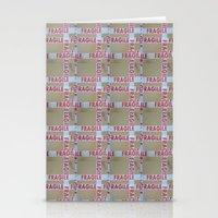 FRAGILE Stationery Cards