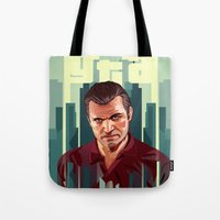 The Godfather, GTA 5 Mic… Tote Bag