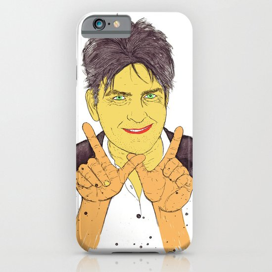 W is for Winning iPhone & iPod Case