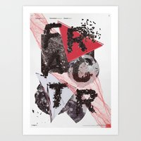 Fractr Art Print