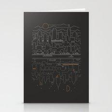 City 24 Stationery Cards
