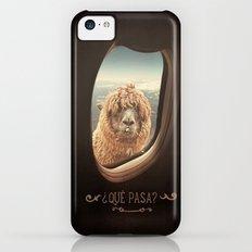 QUÈ PASA? iPhone 5c Slim Case