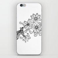 Hummingbird - Picaflor -… iPhone & iPod Skin