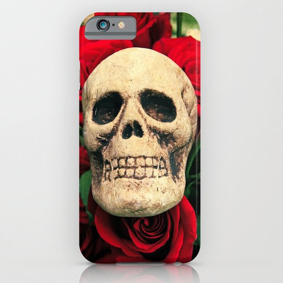 Love and death iPhone & iPod Case
