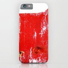 Scratches iPhone 6 Slim Case