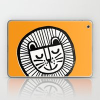 HAPPY LION Laptop & iPad Skin