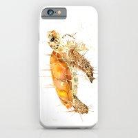 iPhone & iPod Case featuring Sea Turtle  by Meg Ashford