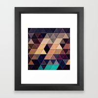 BAYZH Framed Art Print
