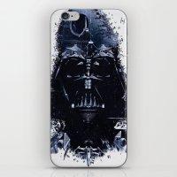 Darth Vader iPhone & iPod Skin