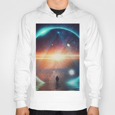 seeing the lights Hoody