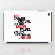 ART EFFECT iPad Case