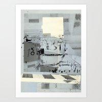 misprint 37 Art Print