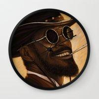 Django - Our newest troll Wall Clock
