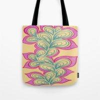 Drops and Petals 2 Tote Bag