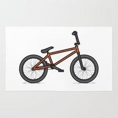 #17 BMX Rug
