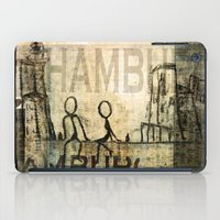 Hamburg iPad Case