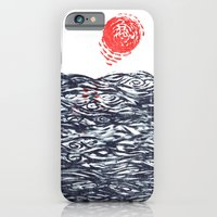 iPhone & iPod Case featuring Sea Picture No. 5 by Prelude Posters