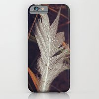 iPhone & iPod Case featuring Beach Feathers 3 by catdossett