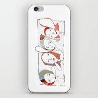 Le Quattro Grazie iPhone & iPod Skin