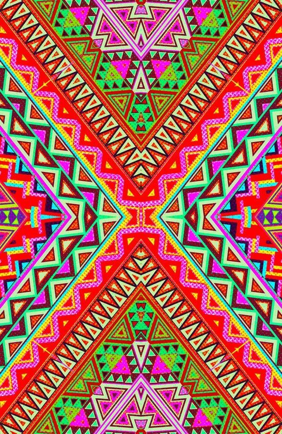 X Pat Art Print