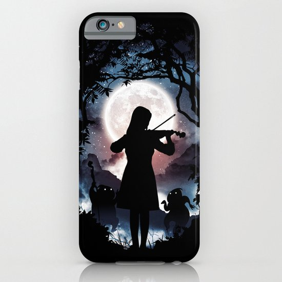 Moondance  iPhone & iPod Case