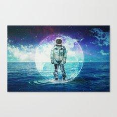 In High Sea Canvas Print