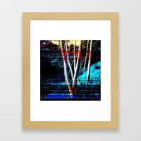 TRIZ Framed Art Print