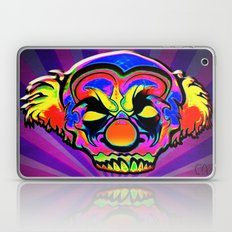 Creepy Clown Trippy Psyc… Laptop & iPad Skin