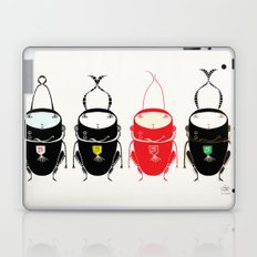 black cricket Laptop & iPad Skin