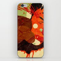 Raging Bull iPhone & iPod Skin