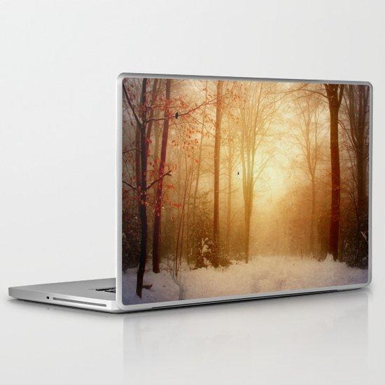 warm wintEr glOw Laptop & iPad Skin